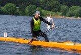 Kanojininkas V.Korobovas iškovojo kelialapį į jaunimo olimpines žaidynes, H.Žustautas - 6-as (atnaujinta)