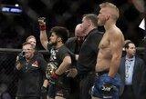 """""""UFC Fight Night 143"""" algos: """"Kaubojus"""" uždirbo daugiau už abu čempionus"""