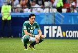 """E.Petitas negaili kritikos M.Ozilui: """"Jis tiesiog laukia karjeros pabaigos"""""""