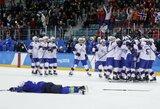 Netikėta: pirmą pergalę per tris pastarąsias olimpiadas iškovoję norvegai iškopė į ketvirtfinalį