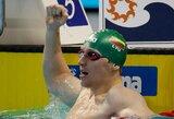 S.Biliui nepavyko pasidabinti Europos čempionato medaliu (papildyta)