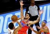 """""""Suns"""" įsirašė šeštąją pergalę iš eilės"""