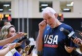 """G.Popovičius: """"Australai mums yra labai pavojingi kovoje dėl aukso"""""""
