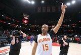 """V.Carteris: """"Norėjau žaisti, todėl nesivaikiau NBA titulo"""""""