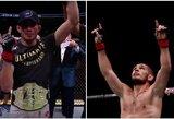 UFC bando suorganizuoti C.Nurmagomedovo ir T.Fergusono kovą: rusas sutinka, amerikietis delsia