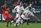 """J.Toulalano įvartis į savus vartus lėmė """"Rennes"""" pergalę prieš """"Bordeaux"""""""