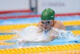 R.Meilutytė Monake pagerino Europos rekordą ir iškovojo pirmą aukso medalį! (atnaujinta)