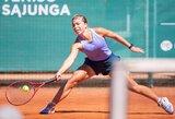 J.Mikulskytė pergalingai startavo Egipte, K.Bubelytė neįveikė kvalifikacijos