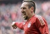 "F.Ribery: ""Miuncheno ""Bayern"" nebijo nieko"""