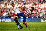"""Lenktynės dėl vietos pirmajame Ispanijos ketverte: """"Atletico"""" ir """"Sevilla"""" pasidalijo po tašką"""