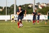 """Stumbro"" klubo nebeliko Lietuvos futbolo žemėlapyje"
