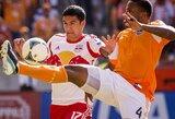 T.Cahillas įmušė greičiausią įvartį MLS lygos istorijoje (+ greičiausias Rumunijos lygos įvartis)