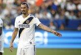 """MLS: """"Galaxy"""" pasirašys naują sutartį su Z.Ibrahimovičiumi ir jau nusamdė naują trenerį"""