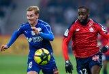 """""""Lille"""" rungtynių pabaigoje išplėšė pergalę prieš """"Amiens"""""""