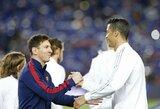 """F.Torresas: """"Jei ne C.Ronaldo, L.Messi būtų pasiekęs dvigubai daugiau"""""""