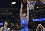 """D.Sabonis dalyvaus NBA """"Kylančių žvaigždžių"""" rungtynėse"""