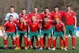 Į Europos U-19 futbolo čempionatą Lietuvoje pateko Turkija ir Gruzija