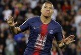 """""""Marca"""": """"Real"""" bandys įsigyti K.Mbappe tik 2020 metais"""