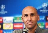 """A.Schubertas: """"Manchester City"""" nėra neįveikiamas klubas"""" (+ M.Pellegrini komentaras)"""