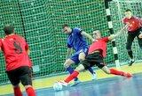 """Po trumpos pertraukos """"Futsal A lygos"""" kovos grįžta"""