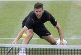 Vokietijoje – R.Federerio skriaudiko triumfas
