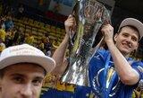 R.Kurtinaitis pašiepė savo auklėtinį: jis įmetė mažiau taškų nei Messi įmuša įvarčių