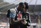 """""""West Ham"""" ištiko puolėjų krizė, M.Suarezas šiame sezone daugiau nežais (+2 traumų naujienos)"""