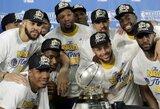"""Šeši nerimą keliantys aspektai """"Warriors"""" žaidime prieš NBA finalo pradžią"""