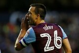 """""""Aston Villa"""" treneris S.Bruce'as: """"Jeigu pateksime į """"Premier"""" lygą, J.Terry galės nežaisti prieš """"Chelsea"""""""