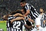 "Europos lyga: ""Juventus"" peršoko ""Lyon"" barjerą, ""Sevilla"" klubas sumušė ""Porto"""