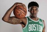 """Vėlavimais pasižymėjęs """"Celtics"""" naujokas nusipirko apartamentus prie pat treniruočių bazės"""