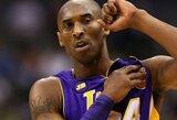 """Kontroversiška """"Lakers"""" pergalė: teisėjai paskutinę sekundę neužfiksavo """"Timberwolves"""" galėjusios išgelbėti pražangos"""