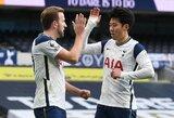 """Z.Zidane'as savo komandoje nori matyti """"Tottenham"""" atakų lyderį: ar tai įmanoma?"""