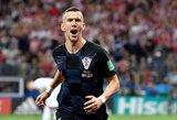 Pusfinalyje žibėjęs kroatas gali praleisti pasaulio čempionato finalą