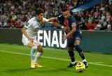 """Varžovą rasizmu kaltinęs Neymaras """"Marseille"""" gynėją išvadino """"su***tu kiniečiu"""""""