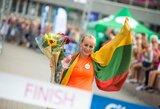 Panevėžyje – sensacingai pagerintas pasaulio rekordas, titulas – vietos numylėtinei A.Rancevai
