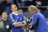 """Schalke"" klubo talentui lūžo ranka"
