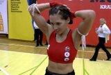 """""""Powerfight"""" turnyre įvyks lietuvės akistata su pasaulio muaythai čempione"""