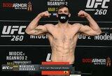 Įsigaliojo UFC kontraktas su nauju rėmėju: atskleista, kiek išaugs kiekvieno kovotojo alga