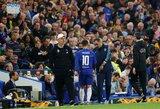 """Laurenas įvertino """"Chelsea"""" galimybes finale: """"Jie turi šansų tik dėl to, kad turi E.Hazardą"""""""