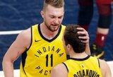 """B.Bogdanovičius: """"Man Sabonis yra geriausias šeštasis žaidėjas visoje NBA"""""""