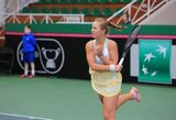 A.Paražinskaitė iškopė į A kategorijos turnyro Italijoje aštuntfinalį