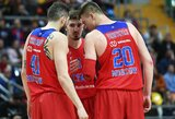 Vieningoji lyga paskelbė turnyro dalyvių biudžetus, CSKA biudžetas – milžiniškas