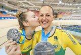 Medalių badas baigėsi: S.Krupeckaitė ir M.Marozaitė – Europos žaidynių vicečempionės!