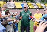 """J.Kazlauskas: """"Lietuva yra ta šalis, kuri mus išmokė, padarė žmonėmis ir turime jai atiduoti duoklę"""""""