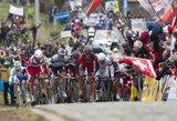 """Alinančiose """"Tour des Flandres"""" dviračių lenktynėse E.Juodvalkis finišavo 53-as"""