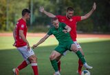 Latvijoje ir Rumunijoje lietuvių duetai žaidė po 90 minučių