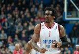 Buvusi NBA žvaigždė A.Stoudemire'as ruošiasi sugrįžimui