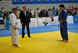Pasaulio jaunimo dziudo čempionate R.Rybinas ir D.Tarulis šventė po vieną pergalę