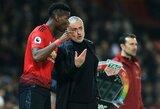 """J.Mourinho įgėlęs ir P.Pogbą užstojęs Z.Ibrahimovičius: """"Kai kuriems žaidėjams reikia laisvės"""""""
